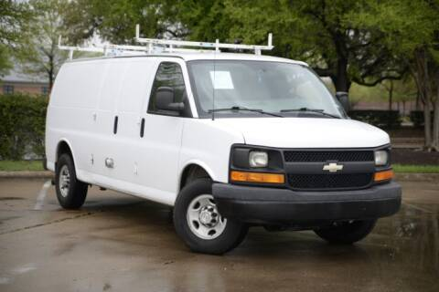 2014 Chevrolet Express Cargo for sale at Legacy Autos in Dallas TX