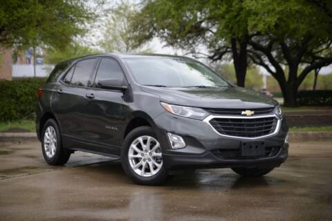 2019 Chevrolet Equinox for sale at Legacy Autos in Dallas TX
