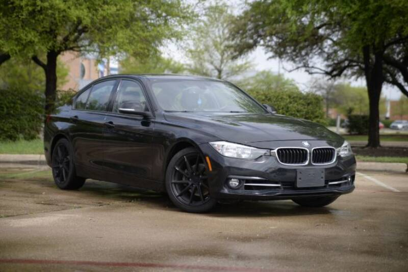 2016 BMW 3 Series for sale at Legacy Autos in Dallas TX