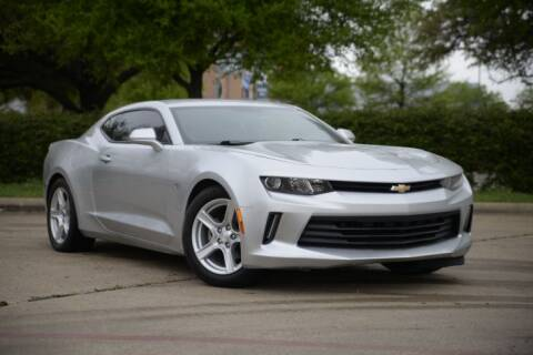 2016 Chevrolet Camaro for sale at Legacy Autos in Dallas TX