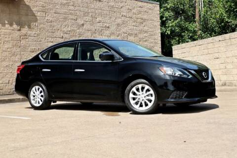 2019 Nissan Sentra for sale at Legacy Autos in Dallas TX