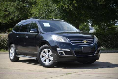 2014 Chevrolet Traverse for sale at Legacy Autos in Dallas TX