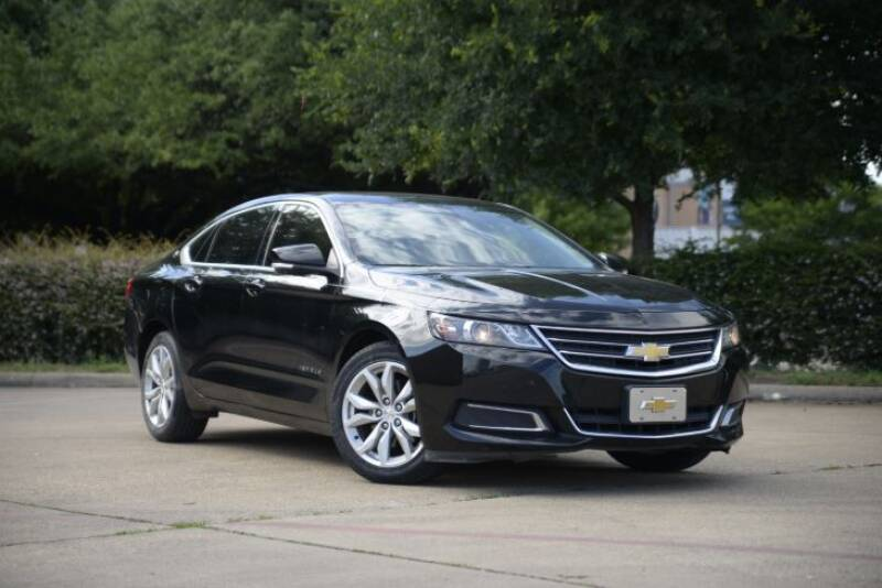 2016 Chevrolet Impala for sale at Legacy Autos in Dallas TX