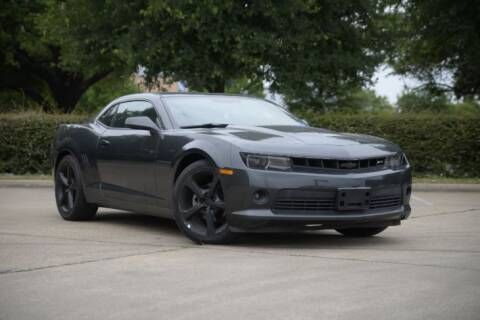 2014 Chevrolet Camaro for sale at Legacy Autos in Dallas TX