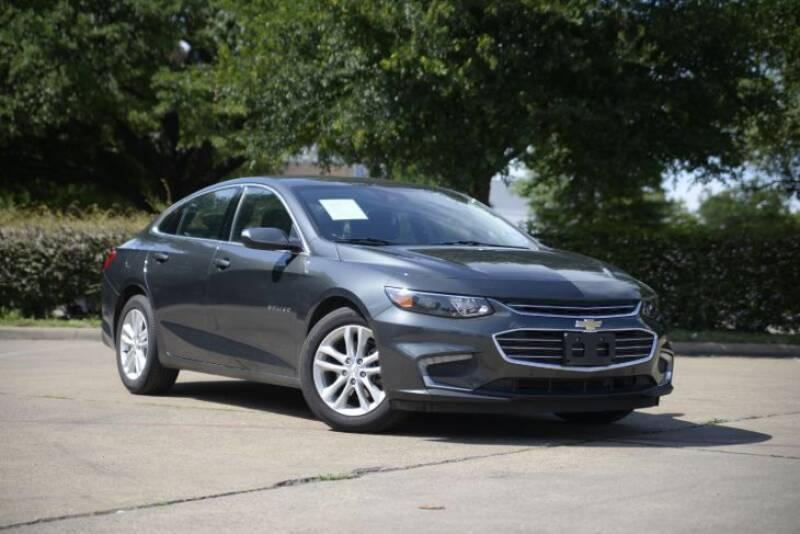 2017 Chevrolet Malibu for sale at Legacy Autos in Dallas TX