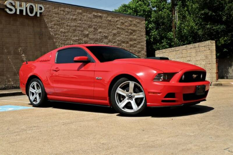 2013 Ford Mustang for sale at Legacy Autos in Dallas TX