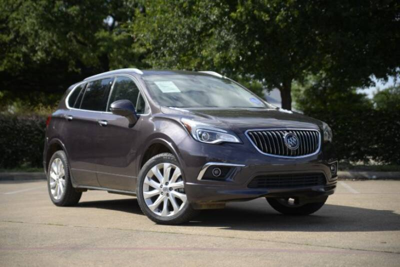 2016 Buick Envision for sale at Legacy Autos in Dallas TX