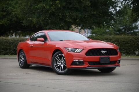 2016 Ford Mustang for sale at Legacy Autos in Dallas TX