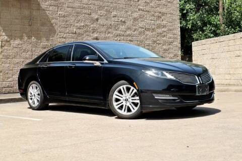 2016 Lincoln MKZ for sale at Legacy Autos in Dallas TX
