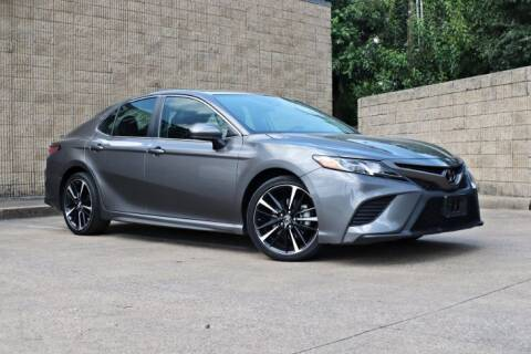 2019 Toyota Camry for sale at Legacy Autos in Dallas TX