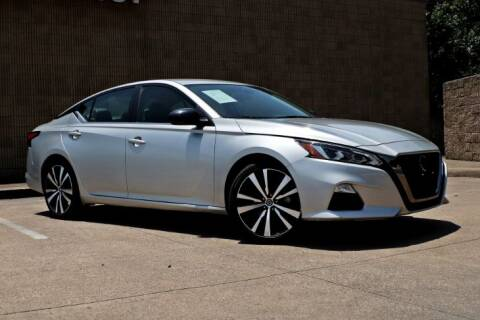 2020 Nissan Altima for sale at Legacy Autos in Dallas TX