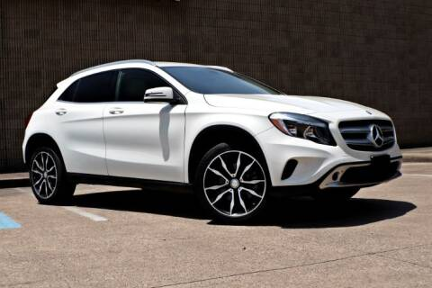 2015 Mercedes-Benz GLA for sale at Legacy Autos in Dallas TX
