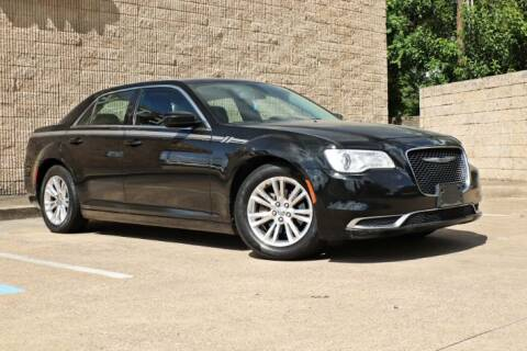 2017 Chrysler 300 for sale at Legacy Autos in Dallas TX