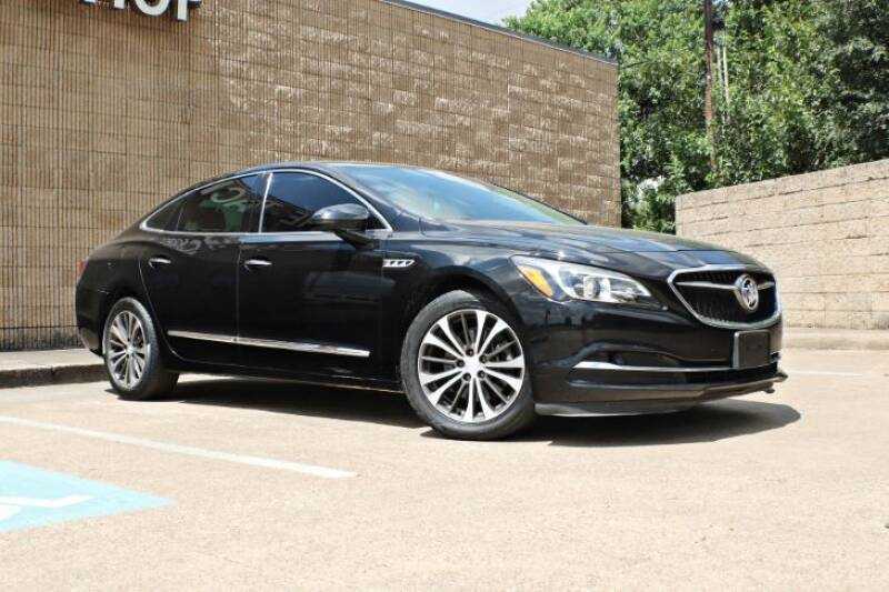 2017 Buick LaCrosse for sale at Legacy Autos in Dallas TX