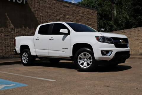 2018 Chevrolet Colorado for sale at Legacy Autos in Dallas TX