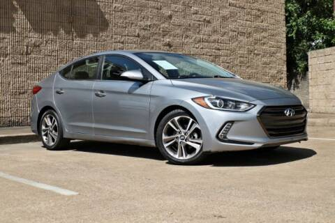 2017 Hyundai Elantra for sale at Legacy Autos in Dallas TX