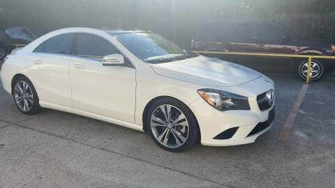 2016 Mercedes-Benz CLA for sale at Legacy Autos in Dallas TX