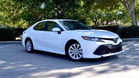 2018 Toyota Camry for sale at Legacy Autos in Dallas TX