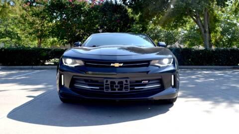 2016 Chevrolet Camaro for sale at Legacy Autos in Dallas TX