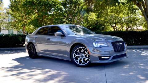 2018 Chrysler 300 for sale at Legacy Autos in Dallas TX