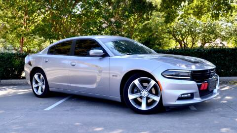 2018 Dodge Charger for sale at Legacy Autos in Dallas TX