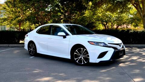 2020 Toyota Camry for sale at Legacy Autos in Dallas TX