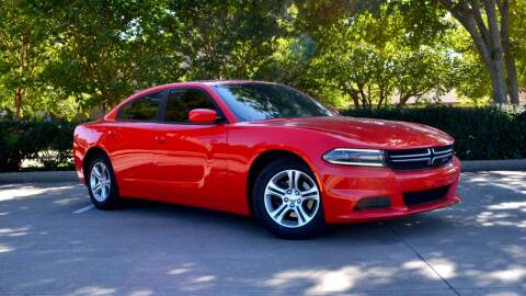 2016 Dodge Charger for sale at Legacy Autos in Dallas TX