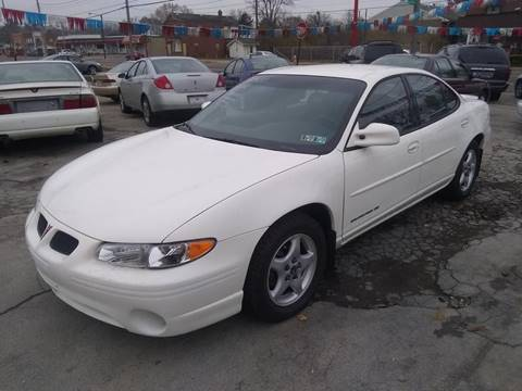 2002 Pontiac Grand Prix for sale in Youngstown, OH