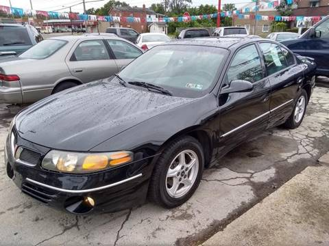 2000 Pontiac Bonneville for sale in Youngstown, OH