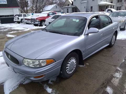 2004 Buick LeSabre Custom for sale at Gary Glass Auto Sales in Youngstown OH