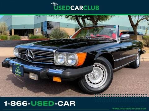 Mercedes Benz Scottsdale >> 1978 Mercedes Benz 450 Class For Sale In Scottsdale Az