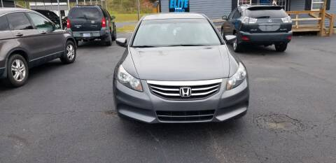 2011 Honda Accord LX for sale at Elite Auto Brokers in Lenoir NC