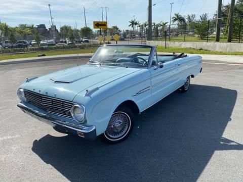 1963 Ford Falcon for sale in Miami, FL