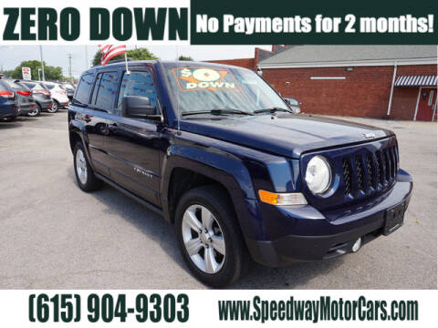 2016 Jeep Patriot for sale at Speedway Motors in Murfreesboro TN