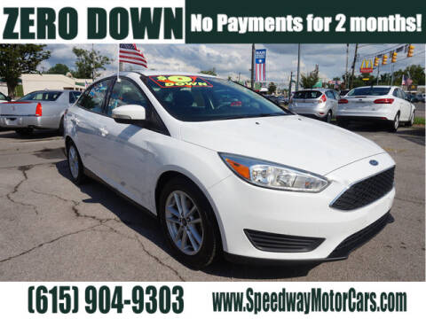 2017 Ford Focus for sale at Speedway Motors in Murfreesboro TN