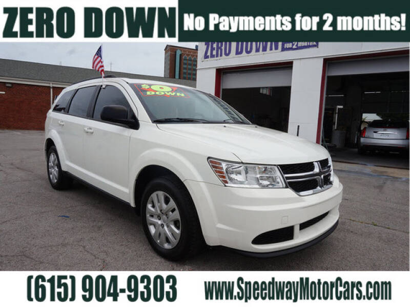 2017 Dodge Journey for sale at Speedway Motors in Murfreesboro TN