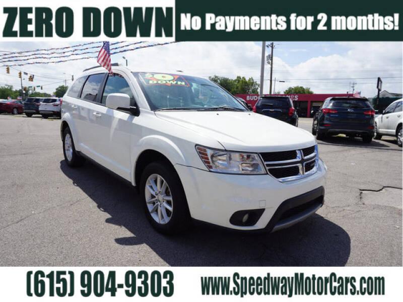 2017 Dodge Journey for sale at Speedway Motors in Murfreesboro TN