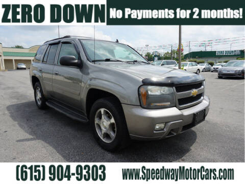 2008 Chevrolet TrailBlazer for sale at Speedway Motors in Murfreesboro TN