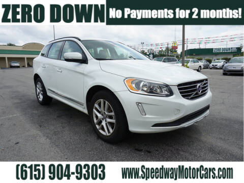 2017 Volvo XC60 for sale at Speedway Motors in Murfreesboro TN