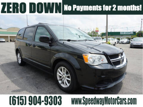 2014 Dodge Grand Caravan for sale at Speedway Motors in Murfreesboro TN
