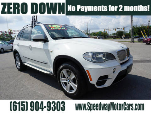 2012 BMW X5 for sale at Speedway Motors in Murfreesboro TN