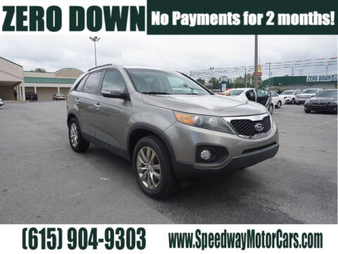2011 Kia Sorento for sale at Speedway Motors in Murfreesboro TN