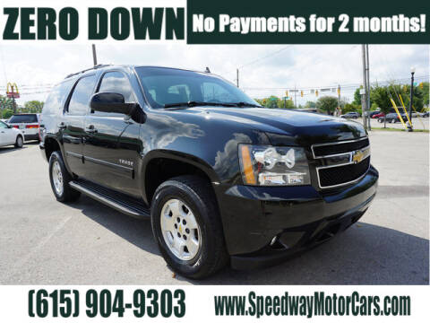 2012 Chevrolet Tahoe for sale at Speedway Motors in Murfreesboro TN