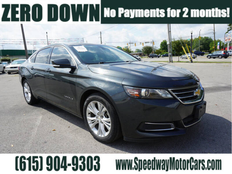 2014 Chevrolet Impala for sale at Speedway Motors in Murfreesboro TN