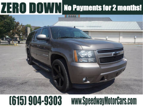 2012 Chevrolet Suburban for sale at Speedway Motors in Murfreesboro TN