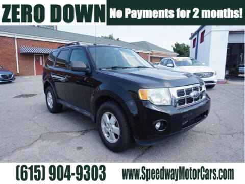 2009 Ford Escape for sale at Speedway Motors in Murfreesboro TN
