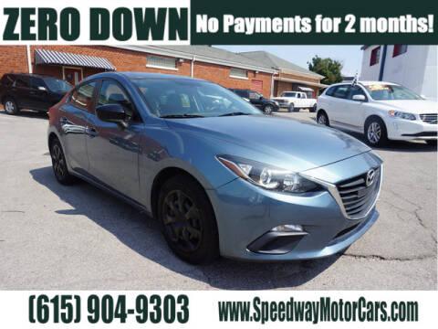 2015 Mazda MAZDA3 for sale at Speedway Motors in Murfreesboro TN