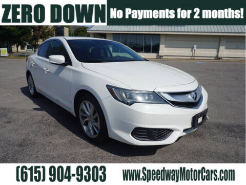2016 Acura ILX for sale at Speedway Motors in Murfreesboro TN
