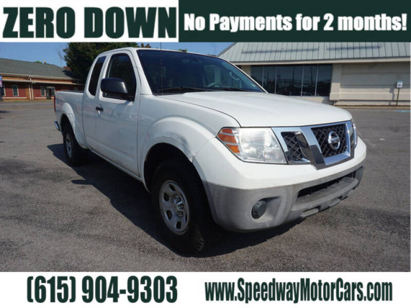 2013 Nissan Frontier for sale at Speedway Motors in Murfreesboro TN