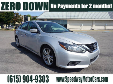 2017 Nissan Altima for sale at Speedway Motors in Murfreesboro TN
